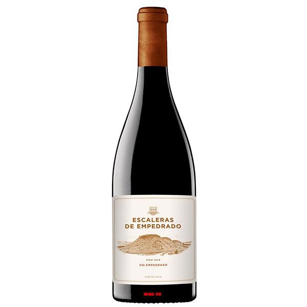 Rượu Vang Escaleras De Empedrado Pinot Noir
