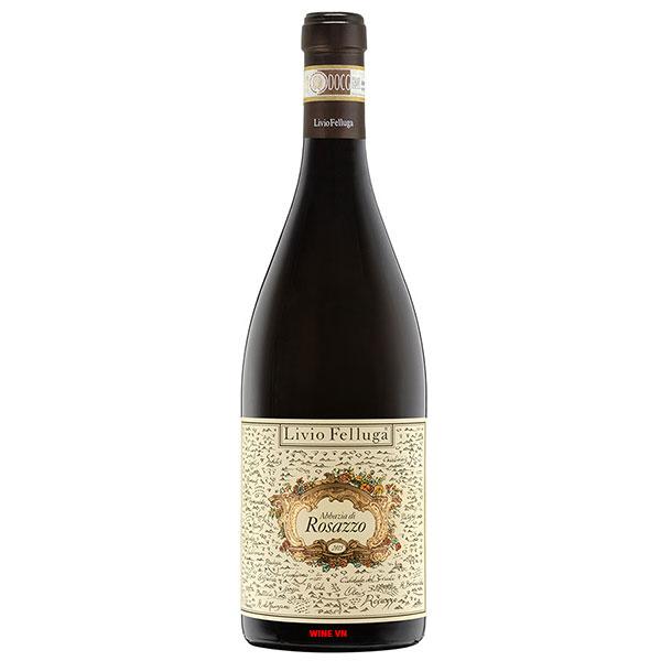 Rượu Vang Livio Felluga Abbazia Di Rosazzo