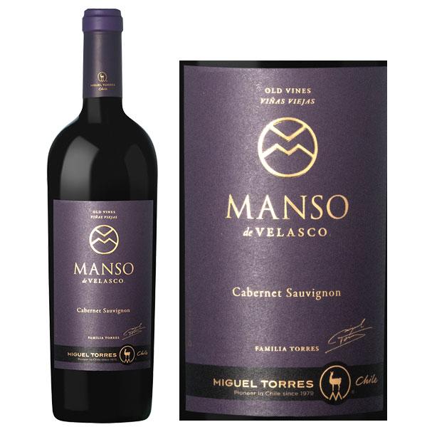 Rượu Vang Manso De Velasco Cabernet Sauvignon