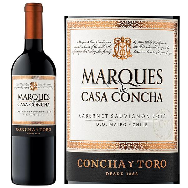 Rượu Vang Marques De Casa Concha Cabernet Sauvignon