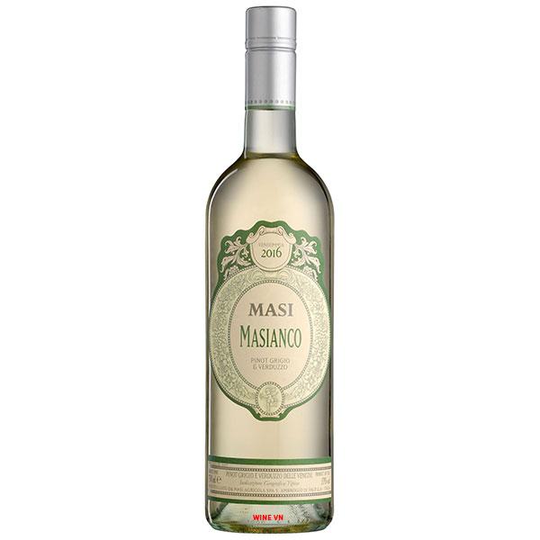 Rượu Vang Masi Masianco Pinot Grigio Verduzzo