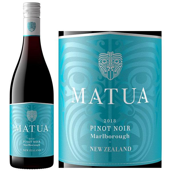 Rượu Vang Matua Pinot Noir Marlborough