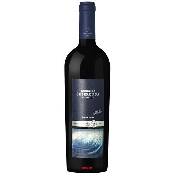 Rượu Vang Miguel Torres Conde de Superunda
