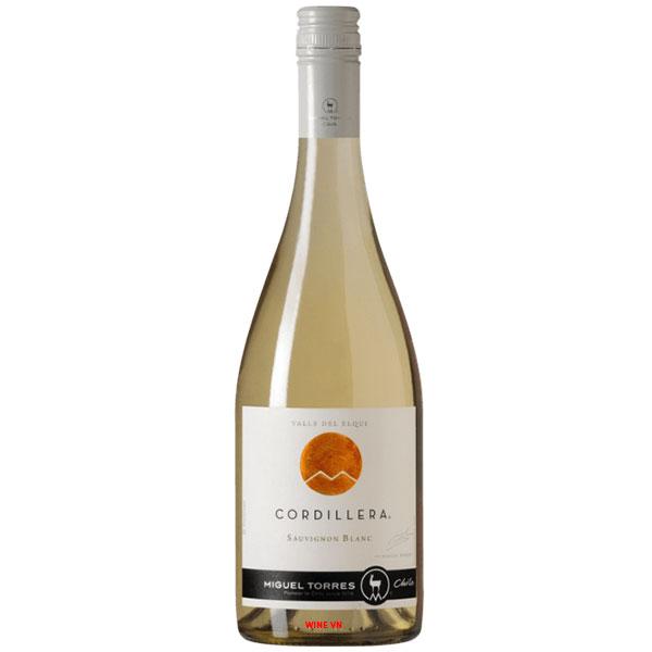 Rượu Vang Miguel Torres Cordillera Sauvignon Blanc