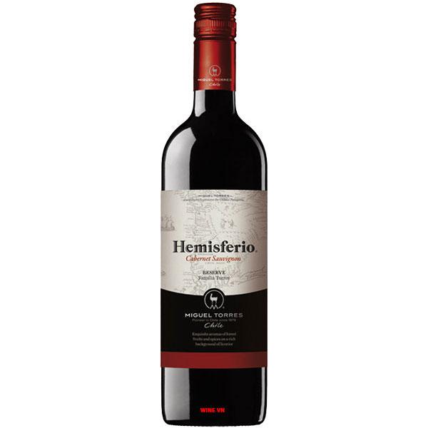 Rượu Vang Miguel Torres Hemisferio Cabernet Sauvignon