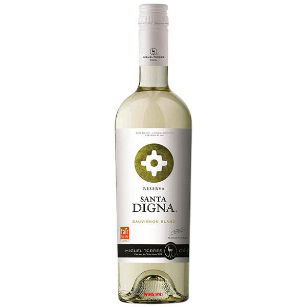 Rượu Vang Miguel Torres Santa Digna Reserva Sauvignon Blanc