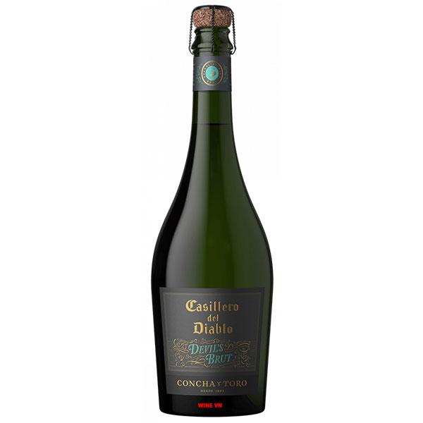 Rượu Vang Nổ Casillero Del Diablo Devil's Brut