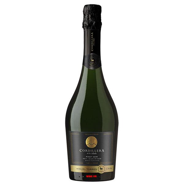 Rượu Vang Nổ Miguel Torres Cordillera Pinot Noir Brut
