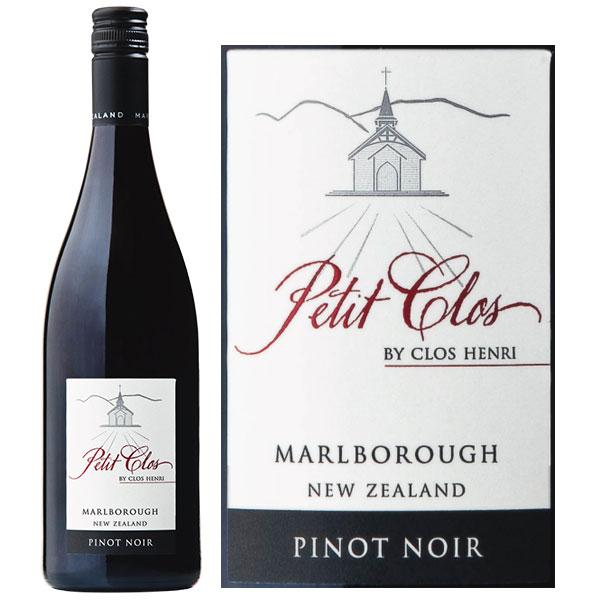 Rượu Vang Petit Clos By Clos Henri Pinot Noir