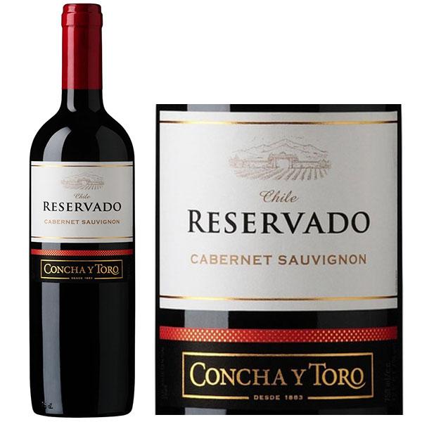 Rượu Vang Reservado Cabernet Sauvignon
