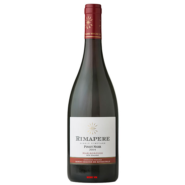 Rượu Vang Rimapere Single Vineyard Pinot Noir