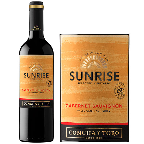 Rượu Vang Sunrise Cabernet Sauvignon