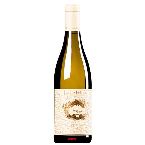 Rượu Vang Trắng Livio Felluga Illivio