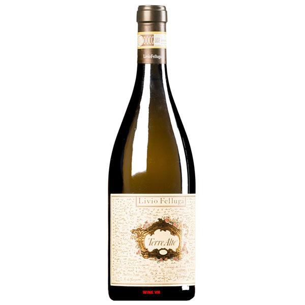 Rượu Vang Trắng Livio Felluga Terre Alte