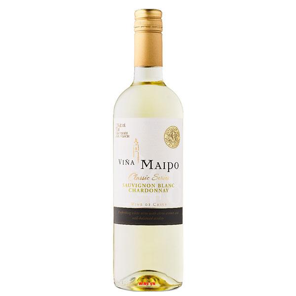 Rượu Vang Vina Maipo Classic Series Chardonnay Sauvignon Blanc