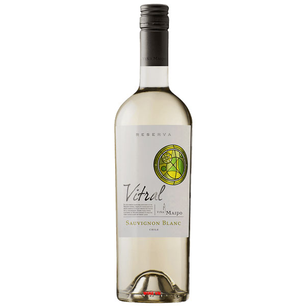 Rượu Vang Vina Maipo Vitral Reserva Sauvignon Blanc