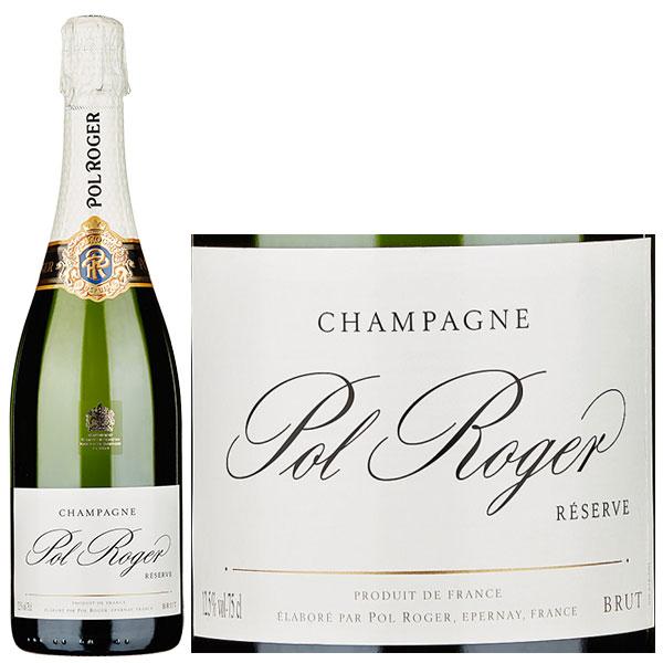 Rượu Champagne Pol Roger Brut Cuvée De Réserve