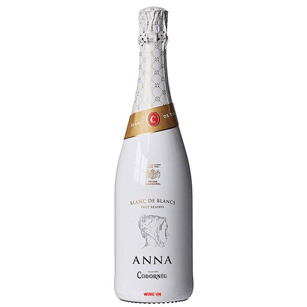 Rượu Sâm Banh Anna De Codorniu