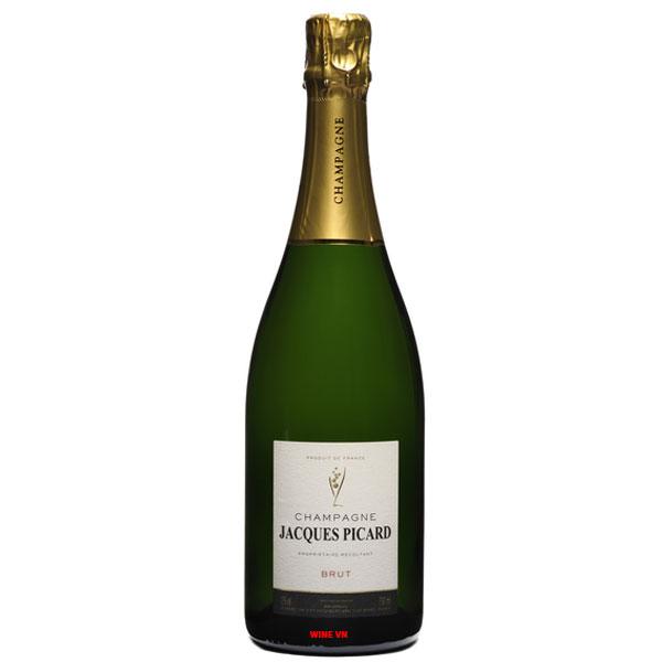 Rượu Sâm Banh Jacques Picard Brut