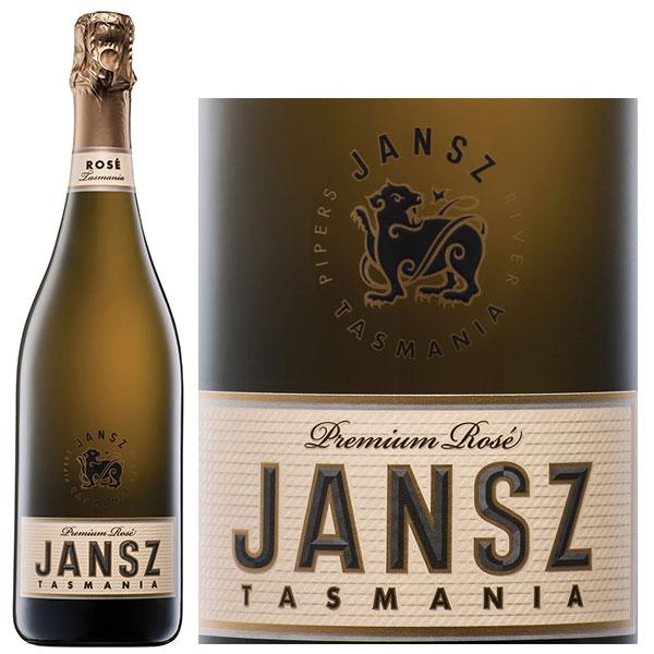 Rượu Sâm Banh Jansz Tasmania Premium Rose