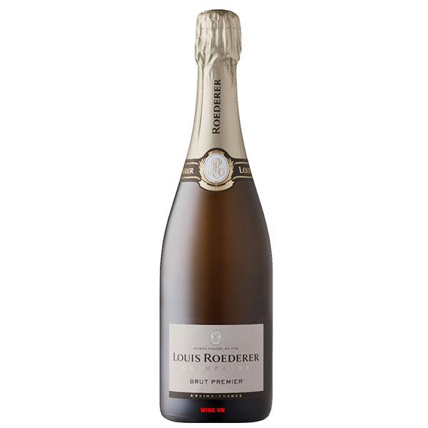 Rượu Sâm Banh Louis Roederer Brut Premier