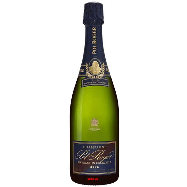 Rượu Sâm Banh Pol Roger Cuvée Winston Churchill