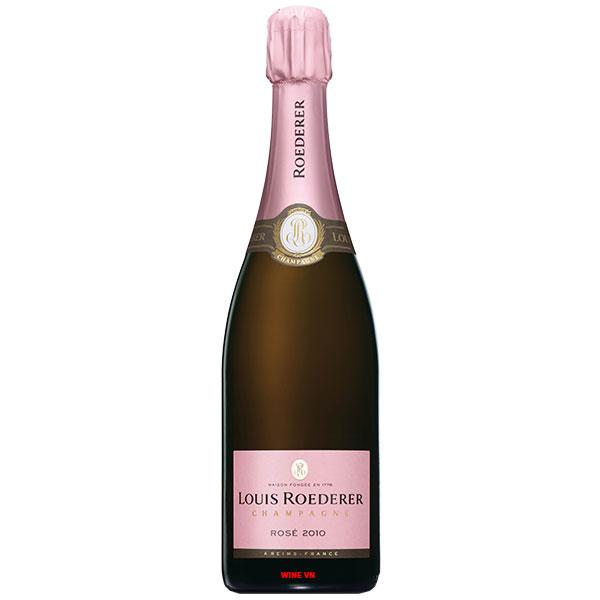 Rượu Sâm Panh Louis Roederer Brut Rose