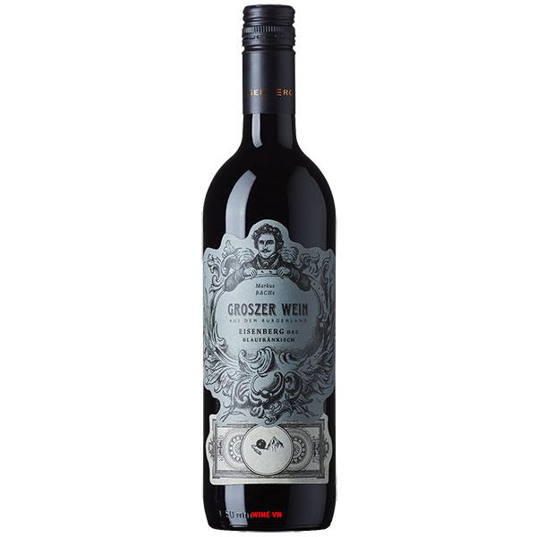 Rượu Vang ÁO Groszer Wein Blaufränkisch