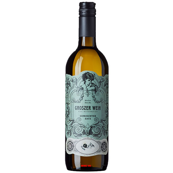 Rượu Vang ÁO Groszer Wein Gemischter Satz
