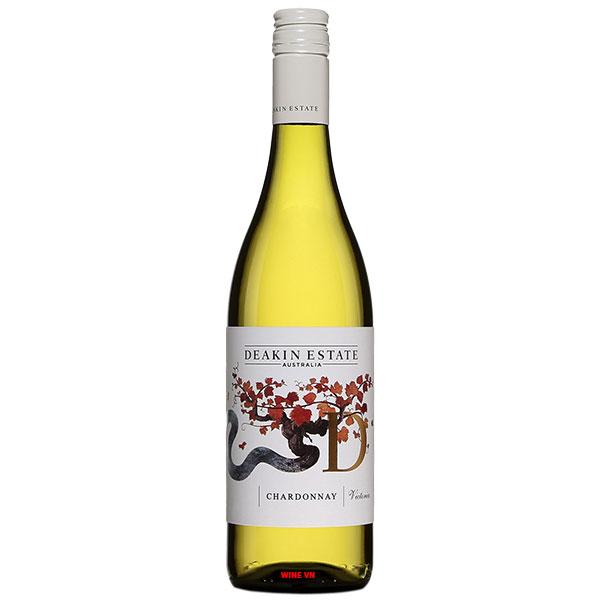 Rượu Vang ÚC Deakin Estate Chardonnay