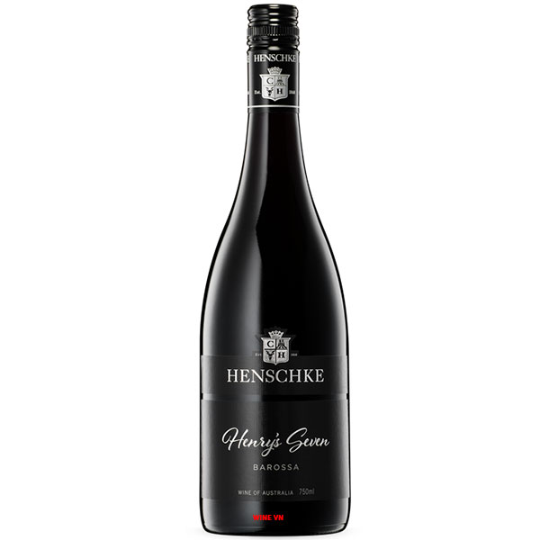 Rượu Vang ÚC Henschke Henry's Seven Barossa