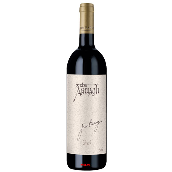Rượu Vang ÚC Jim Barry The Armagh Shiraz
