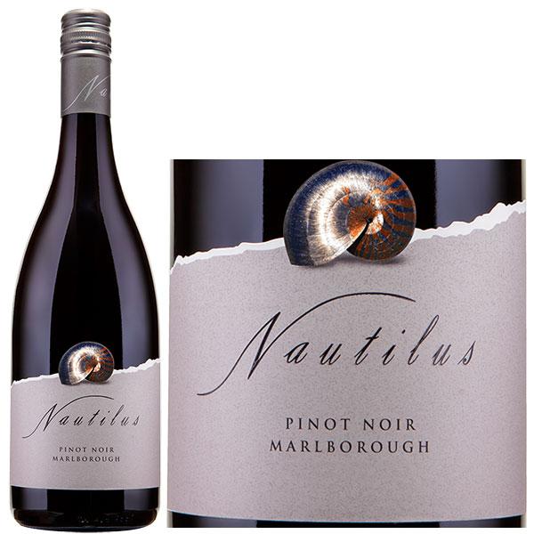 Rượu Vang ÚC Nautilus Pinot Noir Marlborough