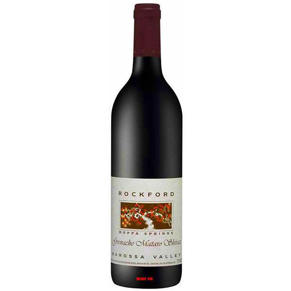 Rượu Vang ÚC Rockford Moppa Springs