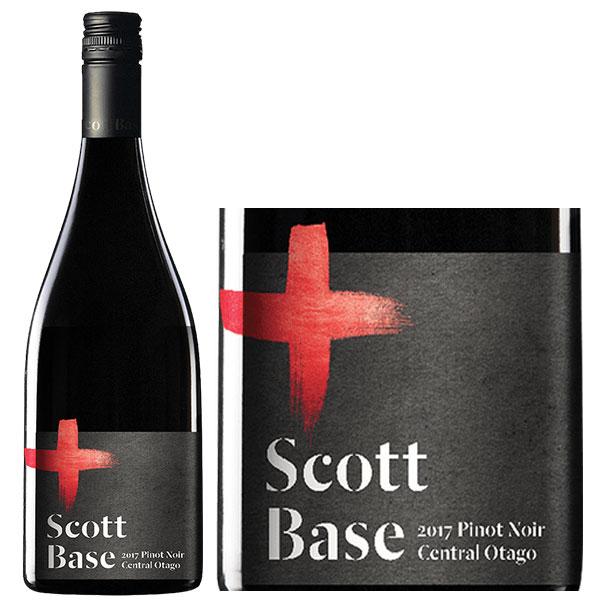 Rượu Vang ÚC Scott Base Pinot Noir