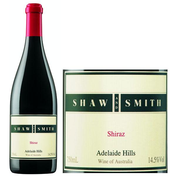 Rượu Vang ÚC Shaw And Smith Shiraz