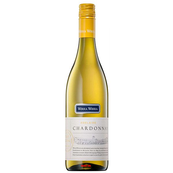 Rượu Vang ÚC Wirra Wirra Adelaide Chardonnay