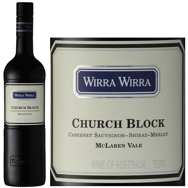 Rượu Vang ÚC Wirra Wirra Church Block