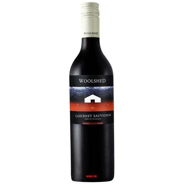 Rượu Vang ÚC Woolshed Cabernet Sauvignon