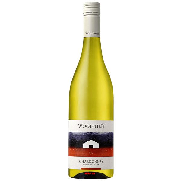 Rượu Vang ÚC Woolshed Chardonnay