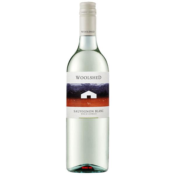Rượu Vang ÚC Woolshed Sauvignon Blanc