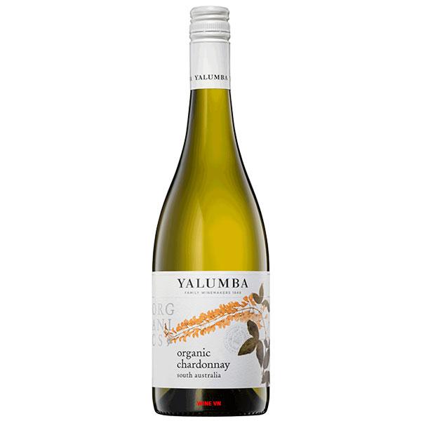 Rượu Vang ÚC Yalumba Organic Chardonnay