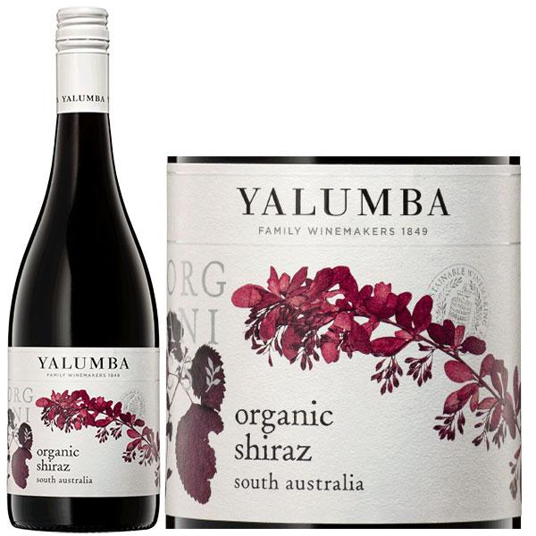 Rượu Vang ÚC Yalumba Organic Shiraz