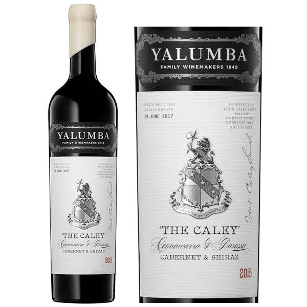 Rượu Vang ÚC Yalumba The Caley