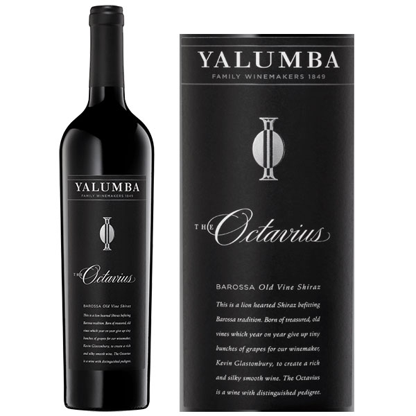 Rượu Vang ÚC Yalumba The Octavius Shiraz