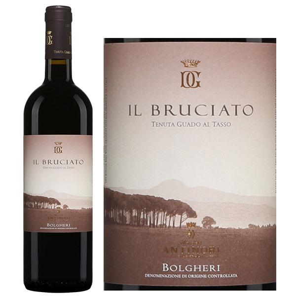 Rượu Vang Ý Antinori IL Bruciato Bolgheri