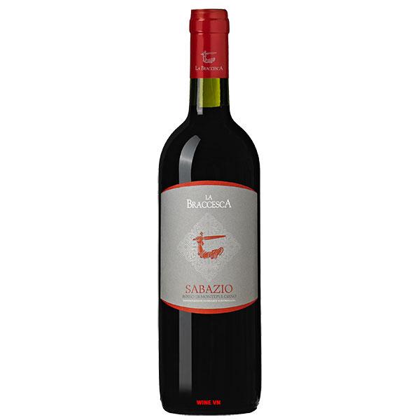 Rượu Vang Ý Antinori Sabazio Rosso Di Montepulciano