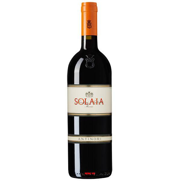 Rượu Vang Ý Antinori Solaia Tuscany
