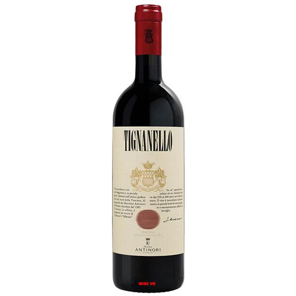 Rượu Vang Ý Antinori Tignanello Tuscany