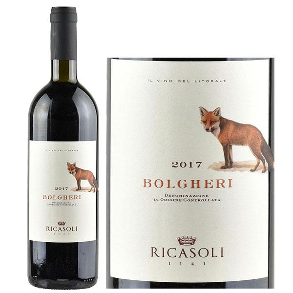 Rượu Vang Ý Barone Ricasoli Bolgheri DOC